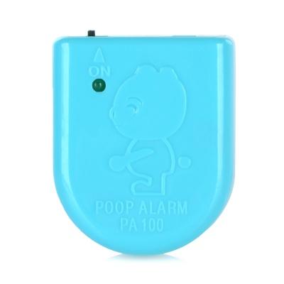 poepalarm baby gadget blauw led lamp