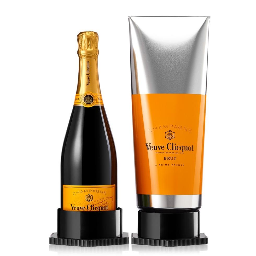 Champagne cadeau pakket top 5 Veuve Clicot limited edition 2019