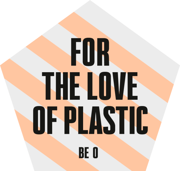 BE O_Love_ plastic drinkflessen