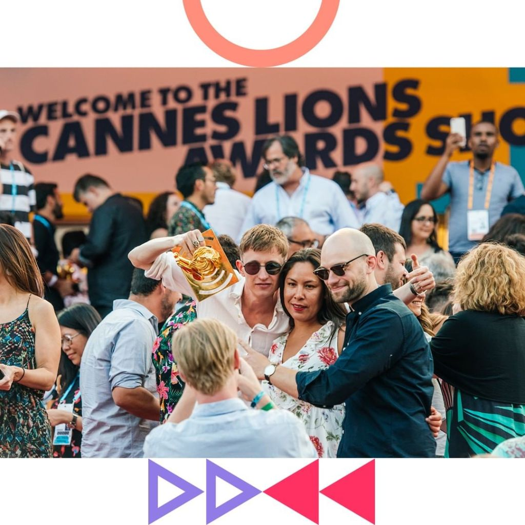 cannes lion uitnodiging survival kit marketeers