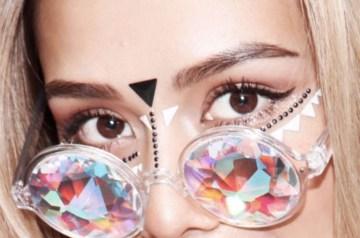 goedkope caleidoscoop brillen kopen festival gadget