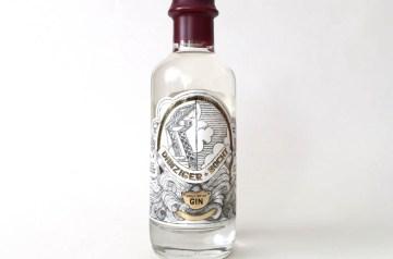 fles gin met eigen label ontwerpen being there amsterdam danziger bocht