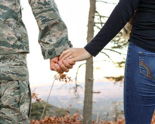 Lettre d'amour à un militaire : Exemple de texte pour un soldat