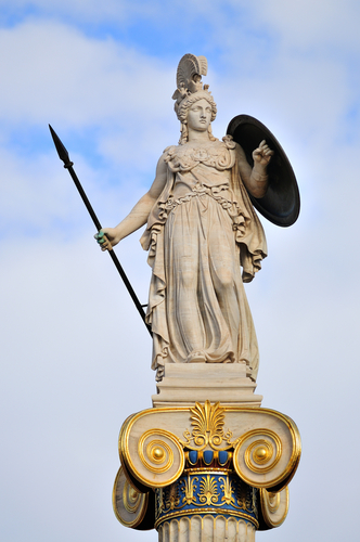 Athena, Greek Goddess of Wisdom