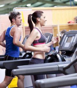Meet single woman at gym