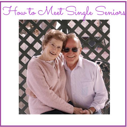 How to Meet Single Seniors