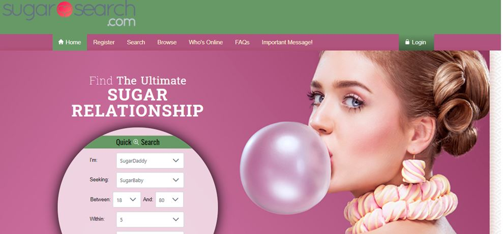 SugarDaddy dating site review