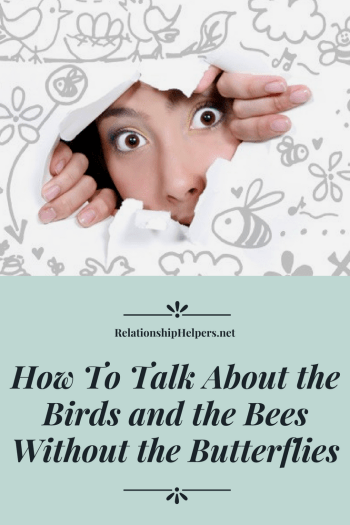 "Nervous about giving ""THE TALK"" to your children? Let Traci Lester put you at ease with her book, ""Teaching the Birds and the Bees Without the Butterflies"". Listen to our podcast to learn more from Traci and her book."