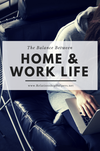 How to Balance Work & Home Life. Relationship Helpers Vincent & Laura Ketchie discuss the struggles of balancing life and how to make it work for you.