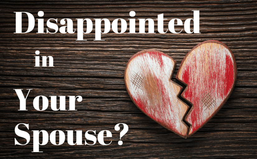Are You In A Post-Valentine's Day Slump? Learn 5 things spouses do to disappoint each other and how to stop from marriage therapists Vincent & Laura Ketchie.