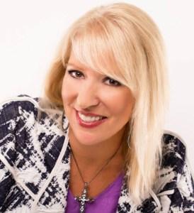 Christy Johnson, author of Love Junkies