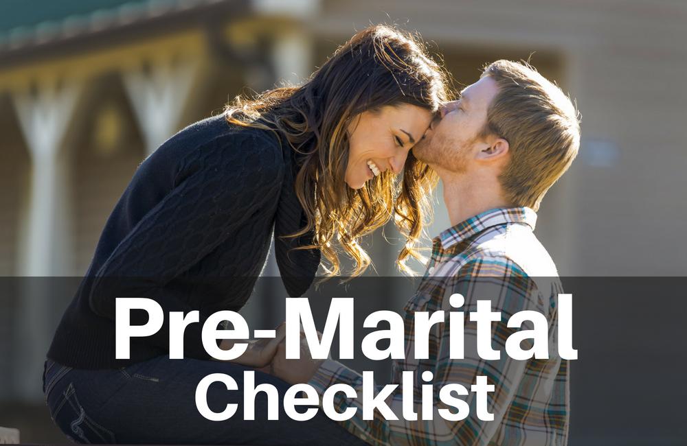 Premarital kissing
