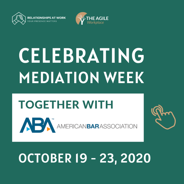 insta linkABA mediation week