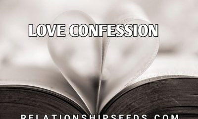 love confession text messages
