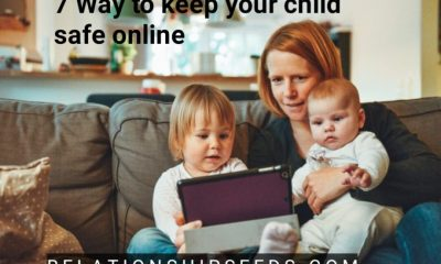 WAYS TO KEEP YOUR CHILD SAFE ONLINE