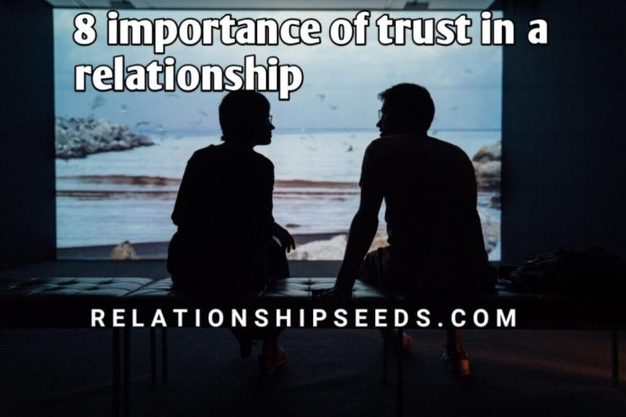 8 Importance of trust in a relationship