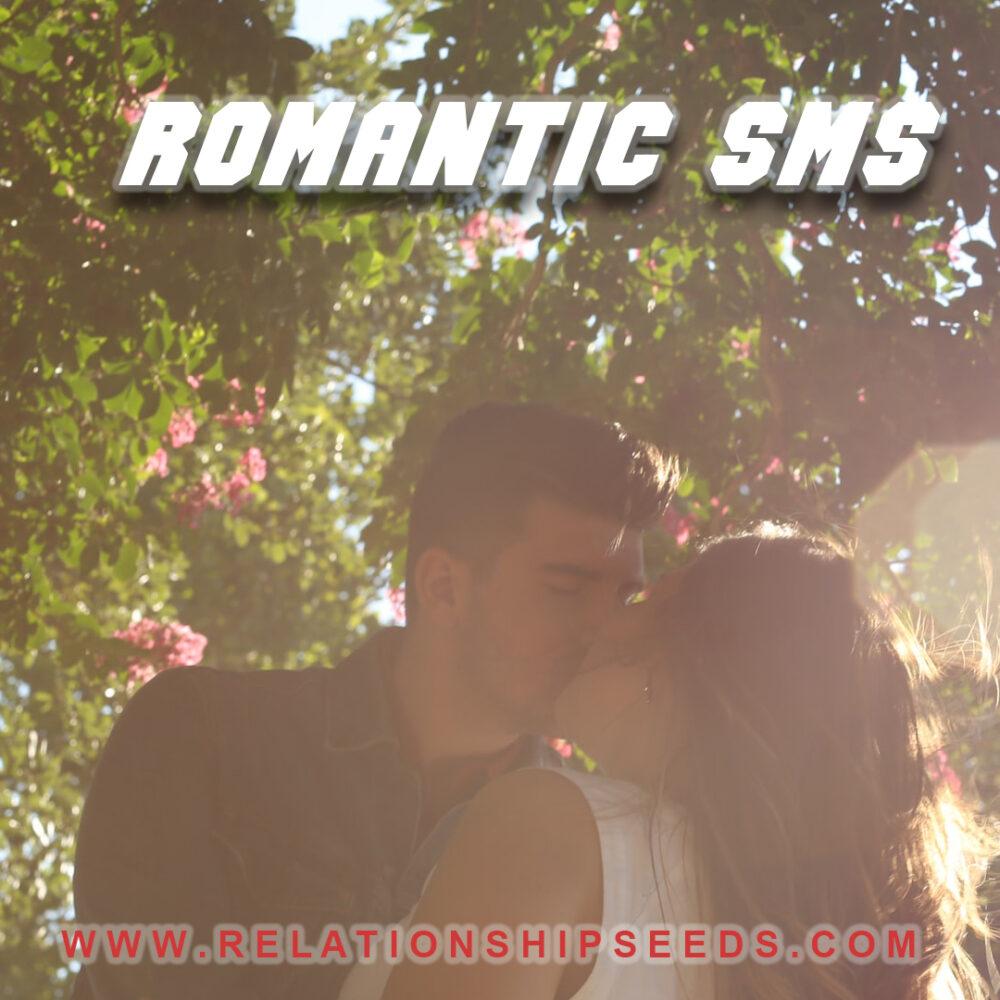 romantic sms to spice your love life