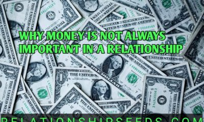 why money is not always important in a relationship