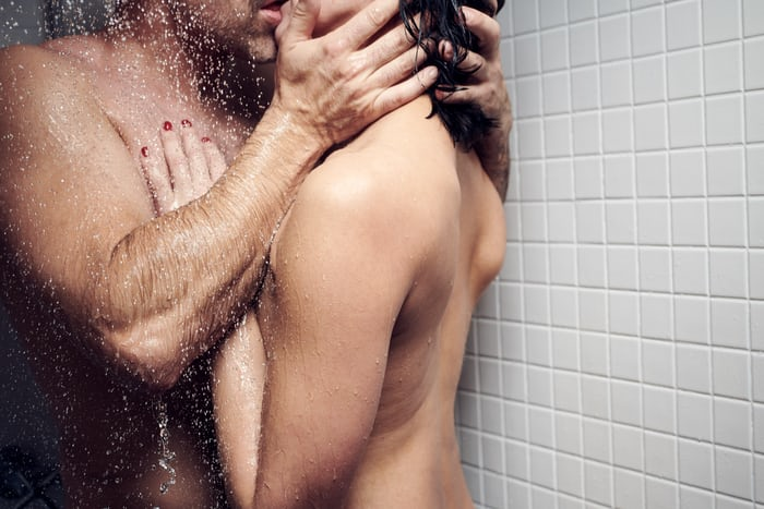 shower sex