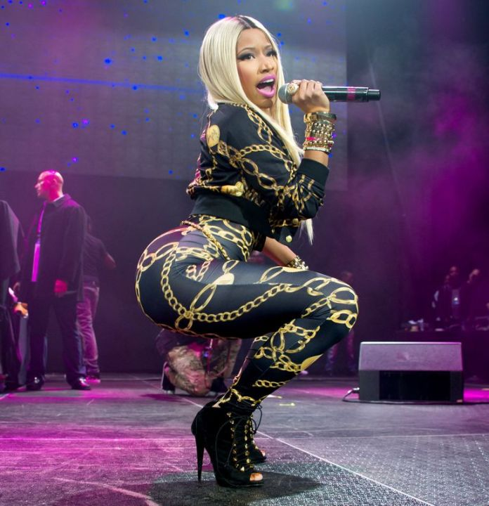 picture of nicki minaj a girl with big butt