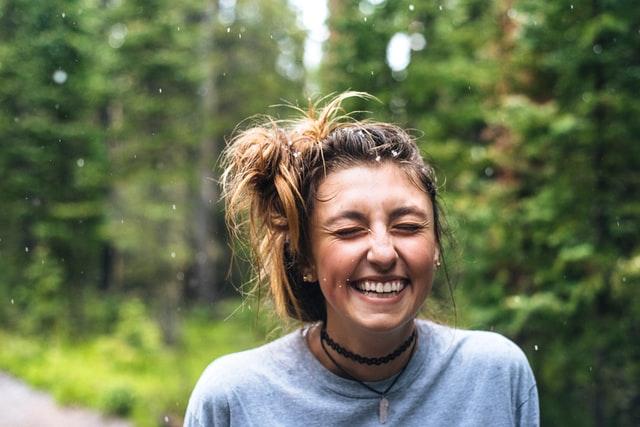 when you smile more, you look prettier