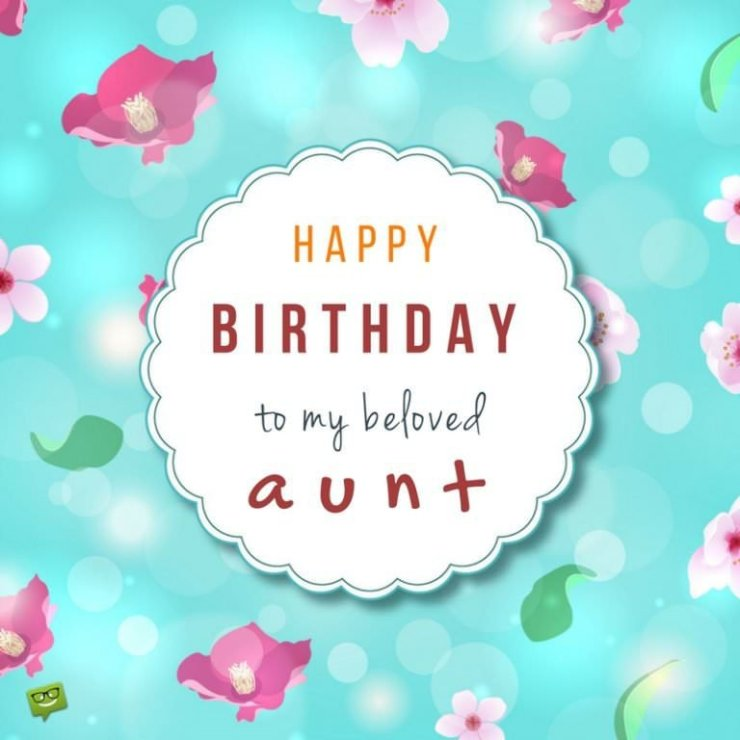 happy birthday aunt image1