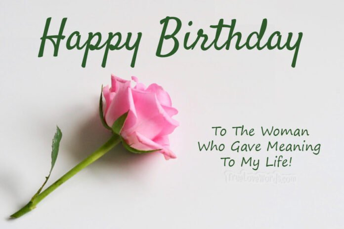 birthday message for wife image 7