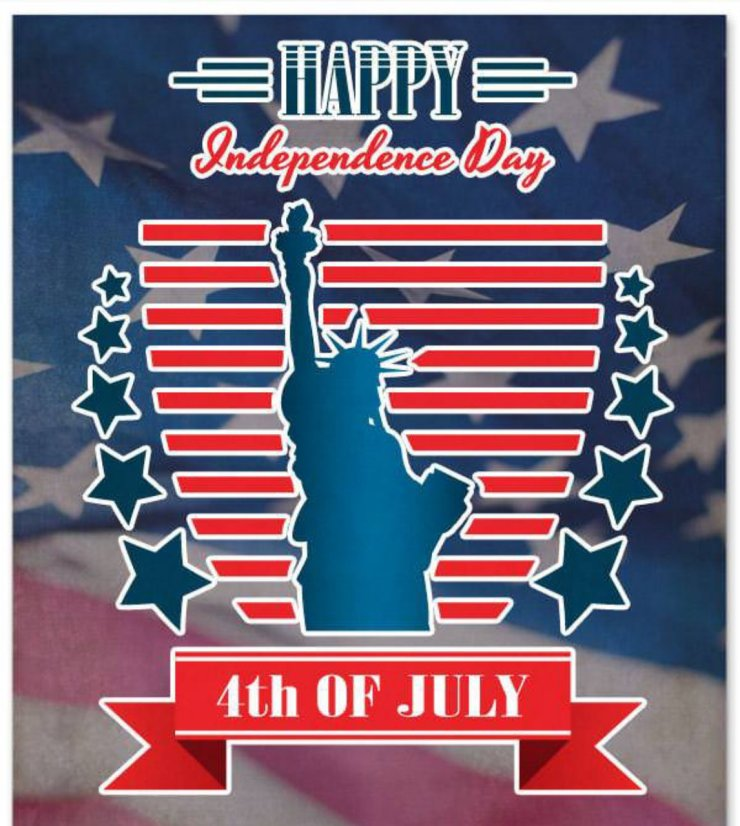 happy 4th of july image 2