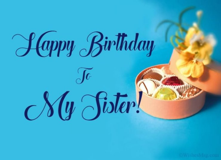 birthday message for sister image 8