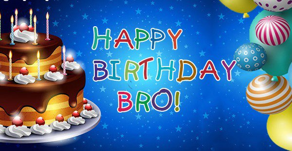 happy birthday brother heart touching quotes