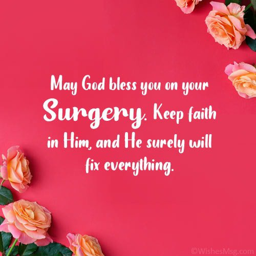 wishes for surgery success22