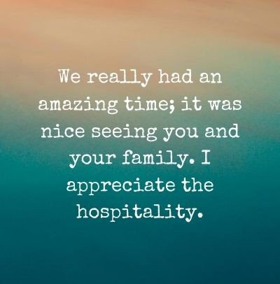 letter to friend thanking for hospitality 22