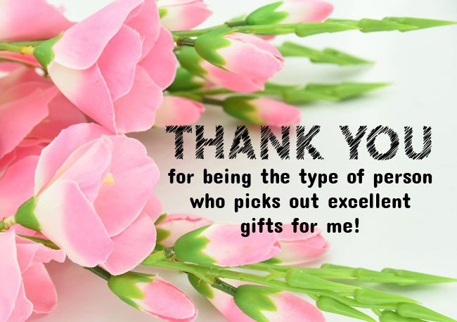 thank you messages for receiving a gift5