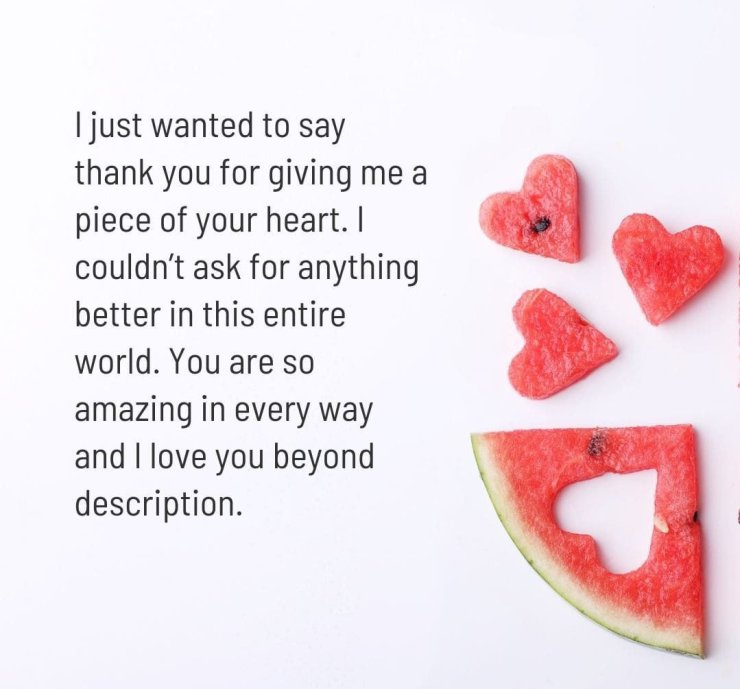 cute love paragraphs for him copy and paste