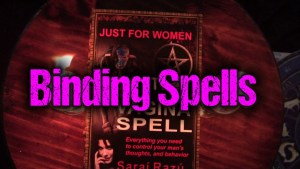 The Binding Spells of love that work