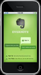 Organizing with Evernote ~ Relatively Curious