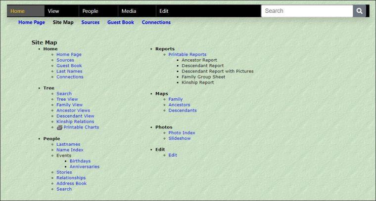 relativelycurious.com online family tree