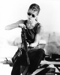 linda hamilton's terminator workout gives results