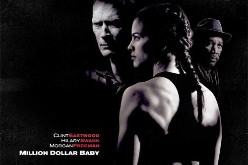 hilary swank million dollar baby training