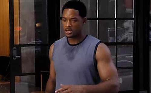 Will Smith's Workout - Ali, I, Robot and I am Legend ...