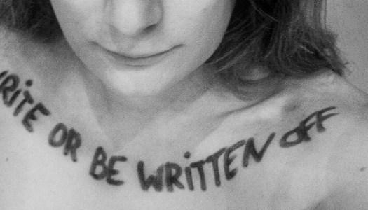 Relato: El oficio de escribir (I)