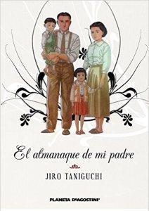 el almanaque de mi padre, jiro taniguchi