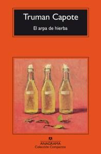 El arpa de hierba, anagrama, truman capote
