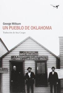 un pueblo de oklahoma, george milburn, sajalín, portada, relatos en construcción