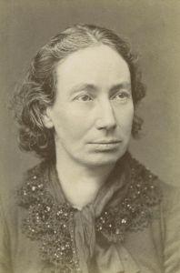 louise michell, anarquista, feminista perfil