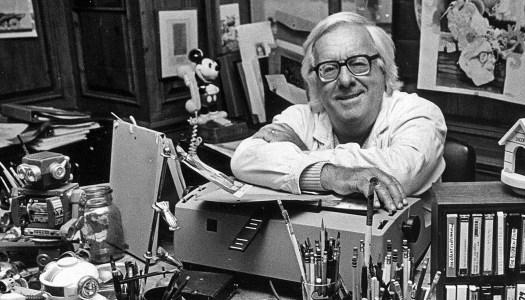 Ray Bradbury: la máquina de escribir debe ser como un tablero de ouija
