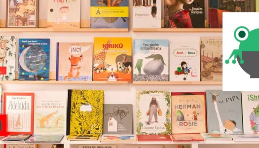 Sopa de Sapo: una librería para niños y no tan niños
