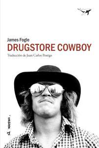 drugstore cowboy, portada, james fogle, sajalin, juan carlos postigo