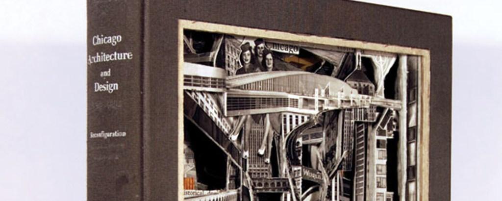 Brian Dettmer: los libros renacen convertidos en arte
