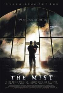The mist, la niebla, adaptación cinematográfica, stephen king